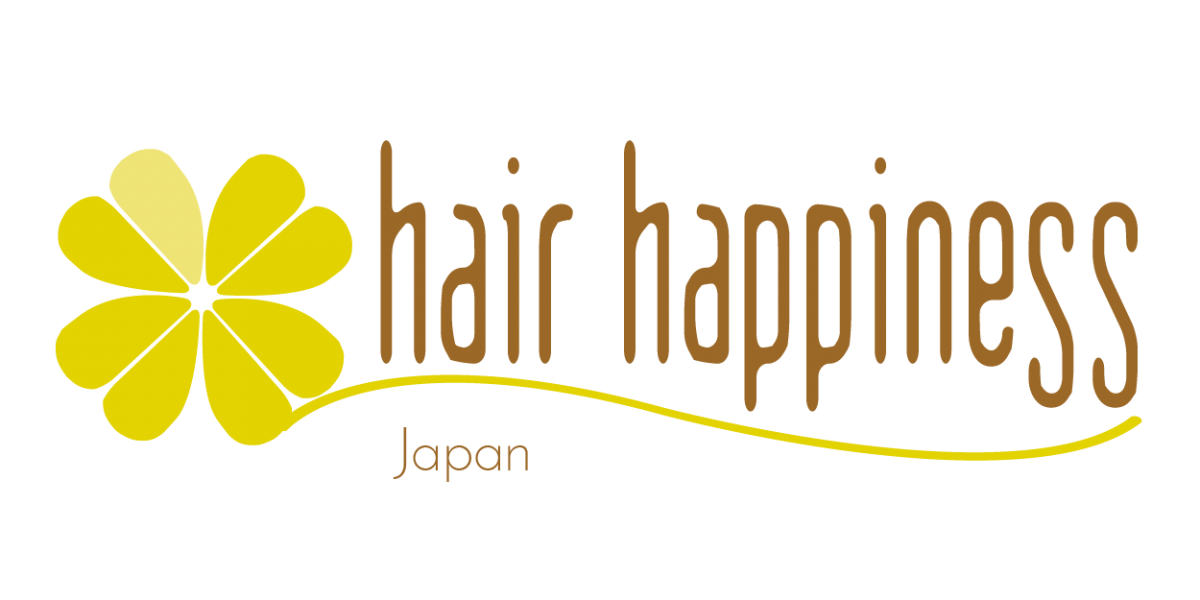 hair happiness Japan