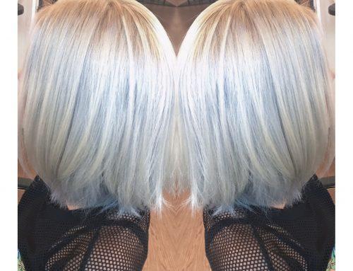 Let's Coliur Platinum Blonde♡takako