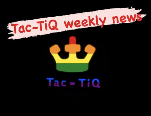 Tac-TiQ weekly news📰Asuke